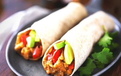 Hachis de lentilles, noix et champignons… pour vos tacos et tortillas!
