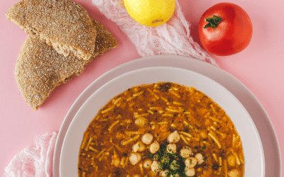 Soupe marocaine aux légumes du Québec